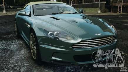 Aston Martin DBS Volante [Final] pour GTA 4