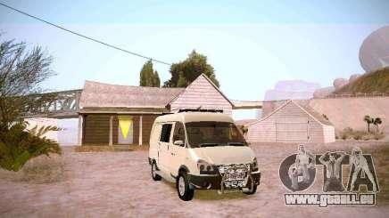 GAZ 2217 Business pour GTA San Andreas