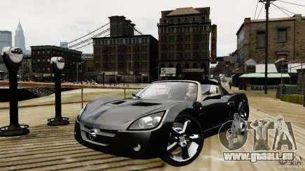 Opel Speedster Turbo 2004 pour GTA 4