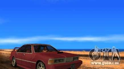 Sentrel Mini Tuning pour GTA San Andreas