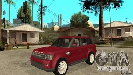 Land Rover Range Rover Sport HSE pour GTA San Andreas