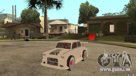 Trabant 601 Hardcore Tuning pour GTA San Andreas