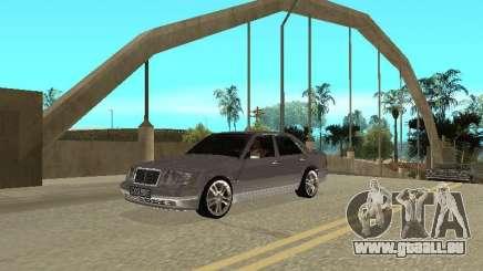 Mercedes-Benz W124 E500 pour GTA San Andreas