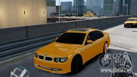 BMW Alpina B7 pour GTA 4