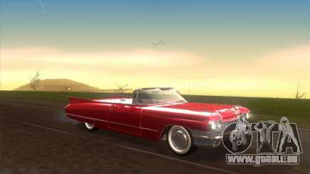 Cadillac Series 62 1960 pour GTA San Andreas