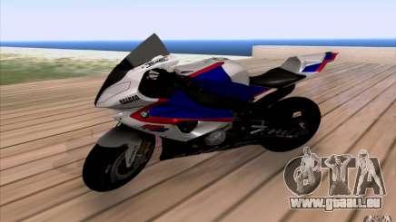 BMW S1000 RR pour GTA San Andreas