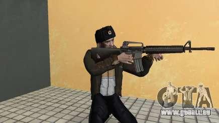 Niko Bellic im Ohr Klappen für GTA Vice City