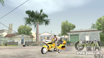 Honda Goldwing GL 1500  (1990) für GTA San Andreas
