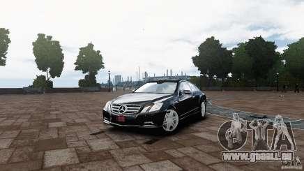 Mercedes Benz E500 Coupe für GTA 4