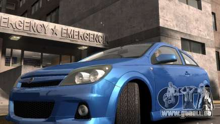 Opel Astra OPC pour GTA 4