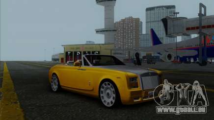 Rolls Royce Phantom Series II Drophead Coupe 12 für GTA San Andreas