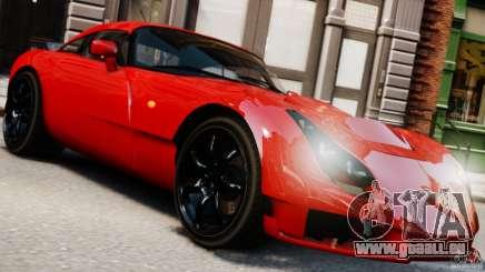 TVR Sagaris MKII v1.0 pour GTA 4