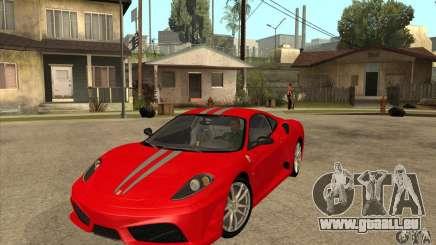 Ferrari F430 Scuderia 2007 pour GTA San Andreas