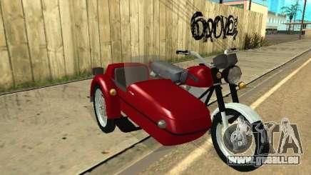 IZH-Planeta-5 für GTA San Andreas