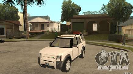 Land Rover Discovery 3 V8 pour GTA San Andreas