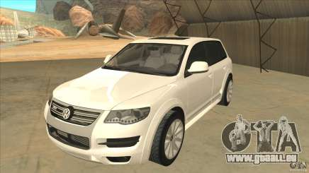 Volkswagen Touareg R50 für GTA San Andreas