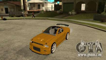 Ford Mustang GT 2005 Concept JVT LORD TUNING pour GTA San Andreas