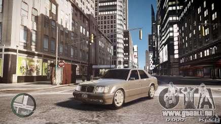 Mercedes Benz W124 E500 pour GTA 4