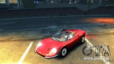 Ferrari Dino 246 GTS für GTA 4
