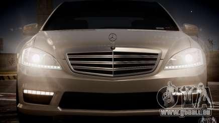 Mercedes-Benz S65 AMG 2012 v2.0 pour GTA 4