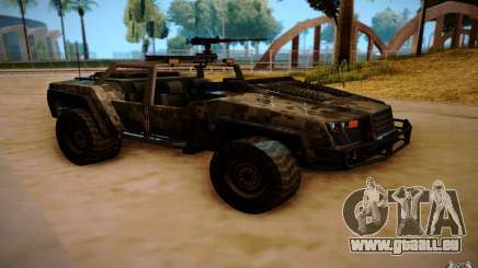 SOC-T from BO2 pour GTA San Andreas