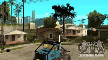 ZIL 4421 RALLYE pour GTA San Andreas