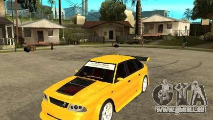 Moskvich 2141 STR (TUNING dur) pour GTA San Andreas