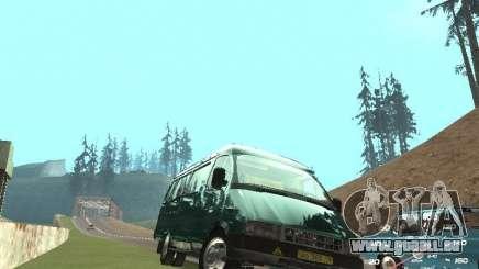 GAZ 32213 für GTA San Andreas