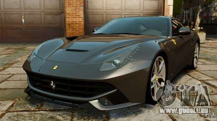 Ferrari F12 Berlinetta 2013 Stock für GTA 4