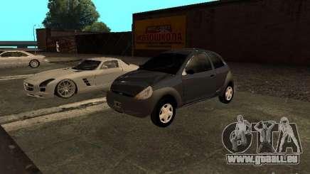 Ford Ka 1998 für GTA San Andreas
