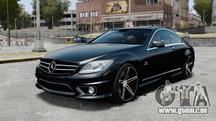 Mercedes-Benz CL65 AMG v1.1 pour GTA 4