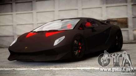 Lamborghini Sesto Elemento 2013 V2.0 pour GTA 4