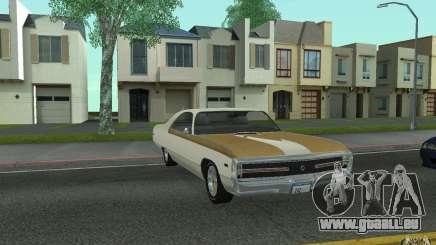 Chrysler 300 Hurst 1970 pour GTA San Andreas