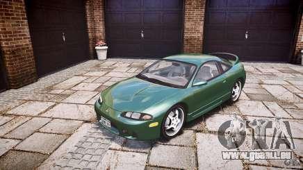 Mitsubishi Eclipse 1998 für GTA 4