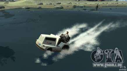 Airtug boat für GTA 4