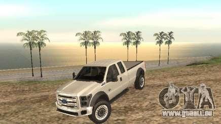 Ford Super Duty F-550 pour GTA San Andreas