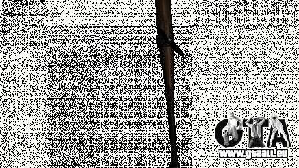 Mèches avec un brassard noir pour GTA San Andreas