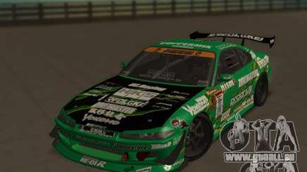 Nissan Silvia S15: Kei Office D1GP pour GTA San Andreas