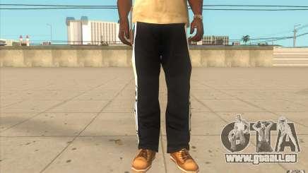 Reebok Sporthose pour GTA San Andreas