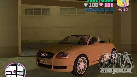 Audi TT ROADSTER für GTA Vice City