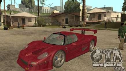 Ferrari F50 GT (v1.0.0) für GTA San Andreas