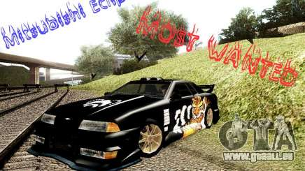 Vinyle big Lou de Most Wanted pour GTA San Andreas