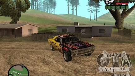 FlatOut Blade pour GTA San Andreas