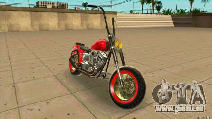 Zombie GTAIV pour GTA San Andreas