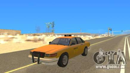Taxi from GTAIV für GTA San Andreas