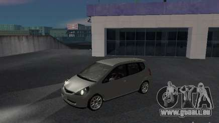 Honda Fit pour GTA San Andreas