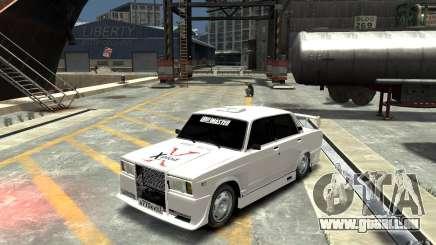 ВАЗ 21074 für GTA 4
