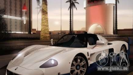 Maserati MC12 V1.0 für GTA San Andreas