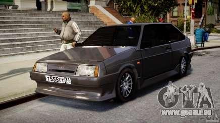 Vaz 2108 Sport pour GTA 4