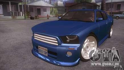 GTA IV Buffalo pour GTA San Andreas